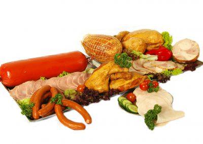 Výrobky z kuřecího masa